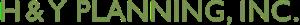 H&Y Planning's Company logo