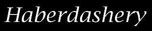 Haberdashery's Company logo