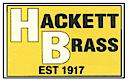 Hackett Brass's Company logo