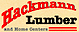Hackmann Lumber and Home Centers Logo