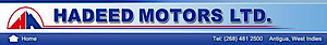 Hadeed Motors's Company logo