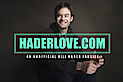 Haderlove : The Unofficial Bill Hader Fanclub's Company logo