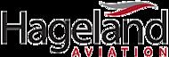 Hageland Aviation's Company logo