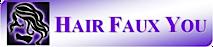 Hair Faux You's Company logo