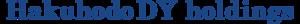 Hakuhodo DY's Company logo