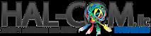 Hal-Com's Company logo