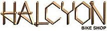 Halcyon Bike Shop's Company logo