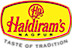 Modicare's Competitor - Haldiram's logo