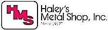 Haley S Metal Shop's Company logo