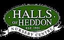 Halls Of Heddon's Company logo