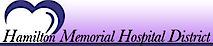 Hamilton Memorial Hospital's Company logo
