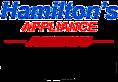 Hamilton's Appliance's Company logo