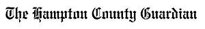 Hampton County Guardian's Company logo