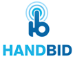 Handbid's Company logo