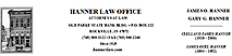 Hanner Law Office's Company logo
