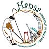 Hansa Minigolf's Company logo