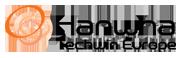 Hanwha Techwin's Company logo