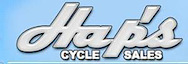 Hap's Cycle Sales's Company logo
