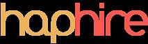 Haphire's Company logo