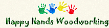 Happy Hands Woodworking's Company logo