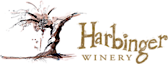 Harbinger Winery's Company logo