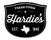 Hardie's's Company logo
