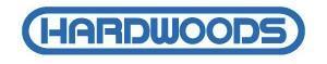 Hardwoods's Company logo