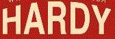 Hardy Window Company's Company logo