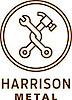 Harrison Metal's Company logo