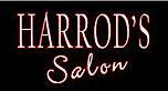 Harrod's Salon's Company logo