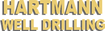 Hartmann Well Drilling's Company logo