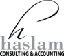 Haslam Consulting & Accounting's Company logo