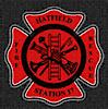 Hatfield Volunteer Fire's Company logo