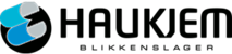 Haukjem Blikkenslager's Company logo