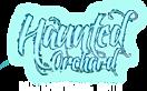 Haunted Orchard's Company logo