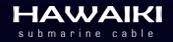 Hawaiki Cable's Company logo