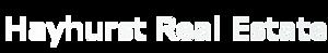 Hayhurstrealestate's Company logo