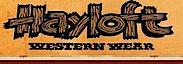 Hayloft Western Wear's Company logo