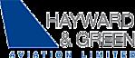 Hayward & Green Aviation's Company logo