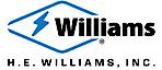 HE Williams's Company logo