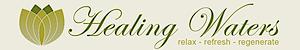 Healing Waters Spa's Company logo