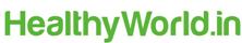 HealthyWorld's Company logo