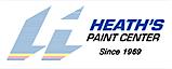 Heath's Paint Center's Company logo