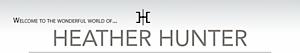 Heather Hunter & H2 Art's Company logo