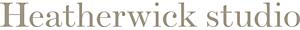 Heatherwick Studio's Company logo