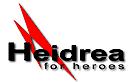 Heidrea for Heroes's Company logo