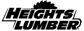 Heights Lumber Center's Company logo