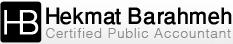 Hekmat Barahmeh's Company logo