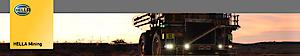 Hella Mining's Company logo