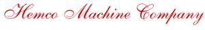 Hemco Machine's Company logo